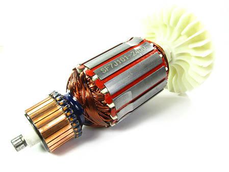 Якорь цепной электропилы Forte FES 30-45P, фото 2