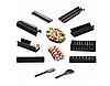 Набір для приготування суші та ролів BRADEX «МІДОРІ» | суші машина | прилад для ролів, фото 4
