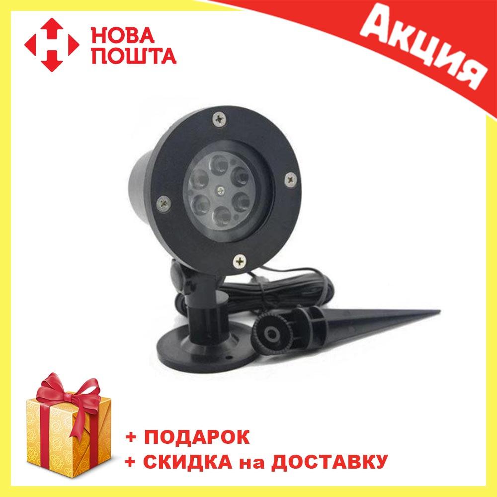 Лазерный проектор для дома Christmas Laser Projector 16 картриджей | гирлянда лазерная подсветка для дома