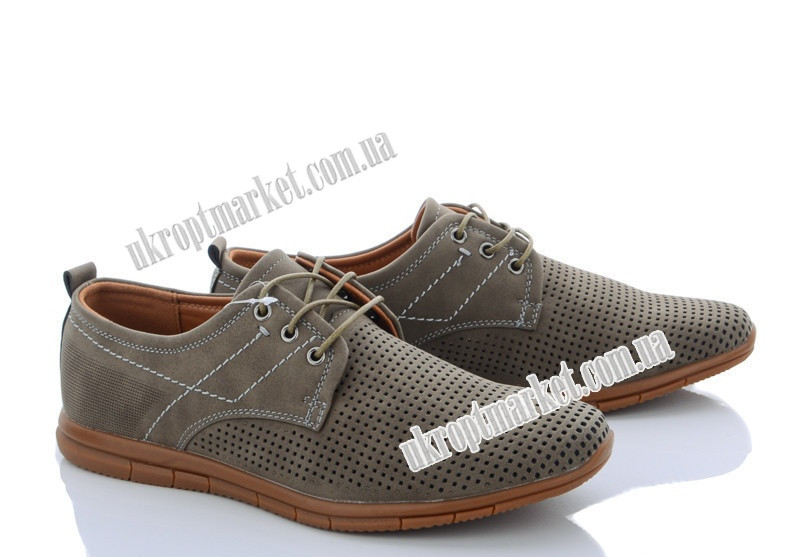 "Туфли мужские AWZ021-7 (8 пар р.41-45) ""STILLI Group-Vintage"" TK-1096"