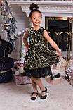 """Шикарне ошатне плаття """"Вікторія"""" від виробника, фото 6"""