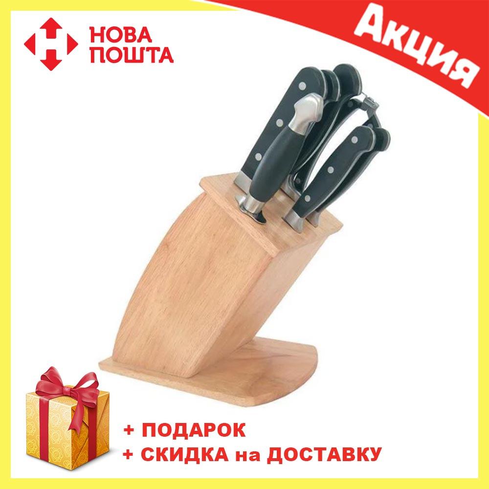 Набор ножей из нержавеющей стали на подставке MAESTRO MR-1423 (8 шт) | кухонный нож | ножи Маэстро, Маестро