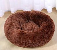 Подушка лежанка для котов и собак 40см