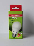 Лампа светодиодная мягкий свет LED A50 7W E27 3000К