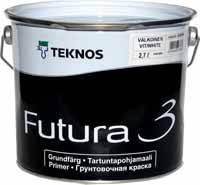 ФУТУРА 3 грунт-краска высокоадгезионная