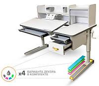 Детский столик-парта Mealux Sherwood XL Multicolor