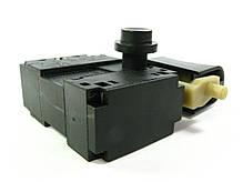 Кнопка сетевого шуруповерта Зенит ЗШ-550 профи, фото 2