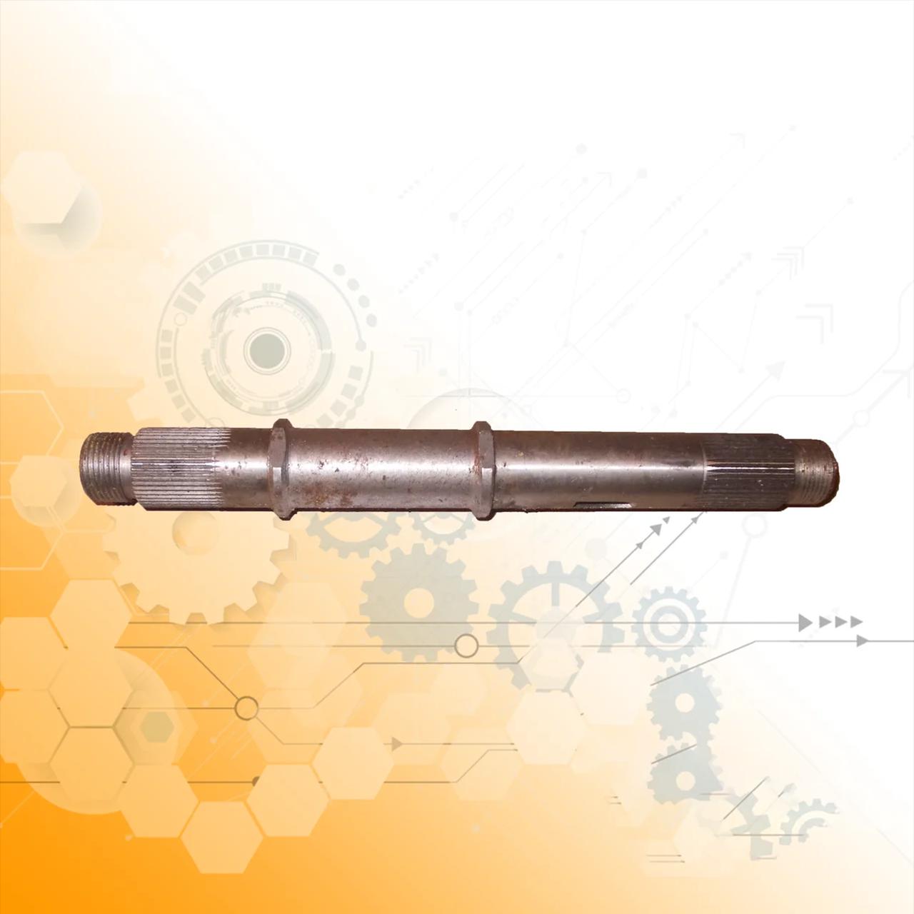 Вал привода вентилятора ЯМЗ 238НБ,238НД L=230 мм  238НБ-1308050