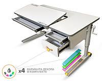 Растущая парта стол Mealux Sherwood XL Multicolor