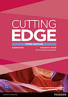 Cutting Edge /3rd edition/ Elementary Student Book/DVD Pack