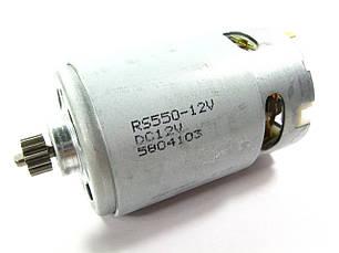 Двигатель аккумуляторного шуруповерта Tekhmann TCD-12 QC Li, фото 2