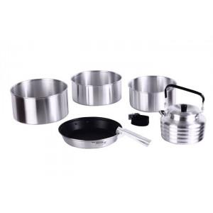 Набор туристической посуды KingCamp CAMPER 4(KP3903)