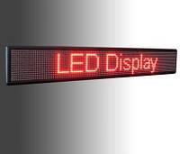Бегущая строка LED 167*23 Red