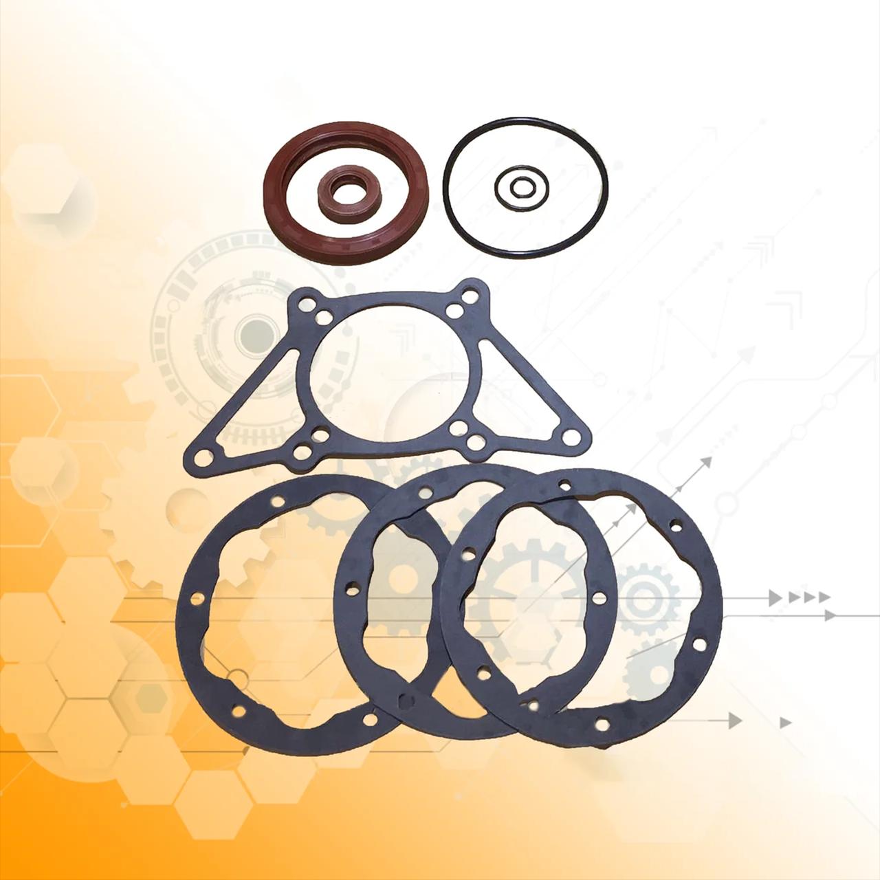 Ремкомплект привода вентилятора ЯМЗ-7511 Евро-2, 3