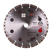 Круг алмазный отрезной Distar 1A1RSS/C3-H 230x2,6/1,8x10x22,23-16 CHH 230/22,23 RM-W Smart (3431538)