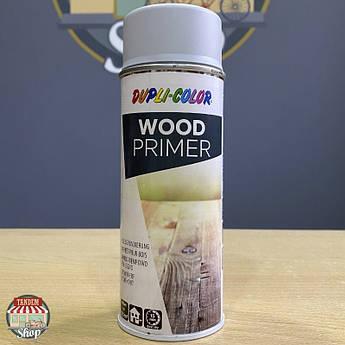 Грунт для дерева Dupli Color Wood Primer, 400 мл Аерозоль