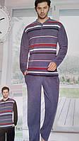 Теплая мужская пижама, фото 1