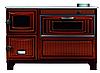 DUVAL EK-103F дров'яна піч кухня, фото 2
