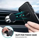 Магнитный держатель с поворотным шарниром GETIHU в авто в решётку дефлектора, фото 6