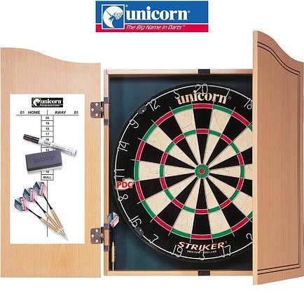 Фирменный набор для игры в дартс Striker Unicorn Англия, фото 2