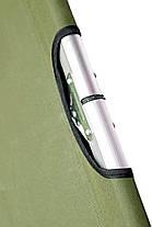 Раскладушка Ranger Military alum, фото 2