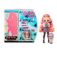 """Игровой набор с куклой L.O.L. Surprise! серии O.M.G Winter Chill"""" - Леди-Стайл""""  570264, фото 1"""