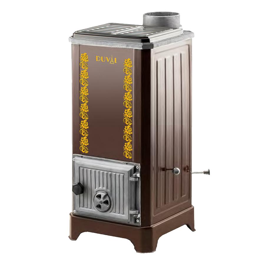 Duval EM-310 Серія ERENDEMIR. Супер компактна турбо піч з піролізним горінням