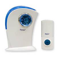 Беспроводной дверной звонок для дома Feron D-298