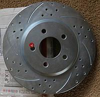 Тормозные диски Тойота Кемри -30 спорт ротора(Toyota Camry-30)2000-2005 Оригинал