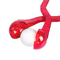 Снежколеп BOOBON CRYSTAL красный, фото 1