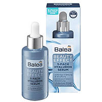 Balea Serum Beauty Effect mit 5-Fach Hyaluron Сыворотка с 5-кратной гиалуроновой кислотой 30 мл