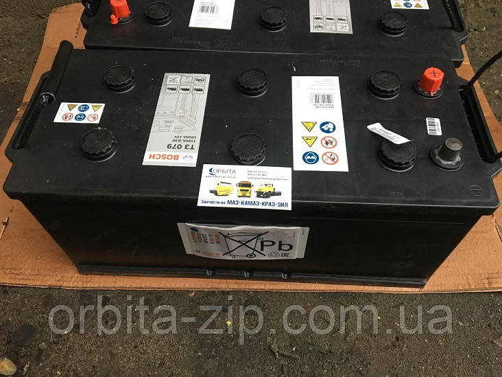 0092T30790 Аккумулятор 180Ah-12v BOSCH (T3079) (513x223x223),R,EN1100