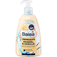 """Balea Flüssigseife Mandel & Vanille Жидкое крем-мыло для рук """"Миндаль и ваниль"""" 500 мл"""