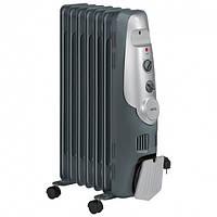 Радиатор масляный AEG RA 5520 (до 15м², 1500 Вт, 7 секций) обогреватель, тепловентилятор | Гарантия 12 мес