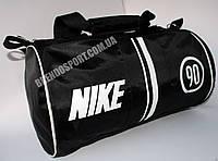 Сумка спортивная Nike 90 черная