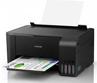 МФУ Epson L 3110 (цветная, струйная печать, 15 стр/мин) принтер | Гарантия 12 мес