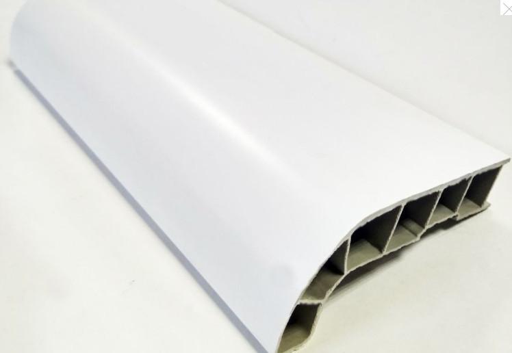 Подоконник SAUBERG (Сауберг) глубина 300 мм белый матовый