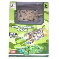 Антигравітаційнний танк TANK WALL CLIMBER на пульті управління 139-7, їздить по стіні