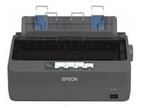 Принтер для дома и офиса Epson LX-350 (матричный, А4, монохромный) | Гарантия 12 мес