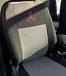 Авточехлы Prestige на Mitsubishi Lancer 9 2003-2008 года,Мицубиси Лансер 9, фото 5