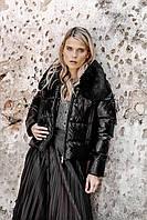 Куртка -пуховик женский XS-L