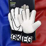 Вратарские перчатки Nike GK Vapor Grip 3 ACC GS3884-100, фото 3