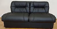 Офисный диван Визит 2 (Visit DUO) двухместный Кожзам