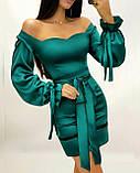 Платье женское из шёлка, фото 3