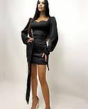 Платье женское из шёлка, фото 9