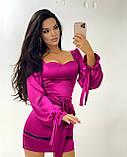 Платье женское из шёлка, фото 6