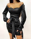 Платье женское из шёлка, фото 8