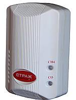 Сигнализатор газа Страж УМ бытовой (метан + угарный газ )