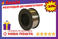 Проволока сварочная PlasmaTec - Monolith 0,8 мм x 1 кг, нержавейка