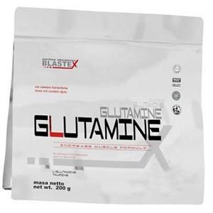 Глютамин Blastex Xline Glutamine (200 грамм.)(срок до 12/2020)(сбилось в комочки)